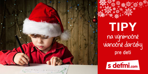 d58e970cfe11 25 tipov na výnimočné vianočné darčeky pre deti