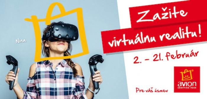 81eeddf10 Zažite virtuálnu realitu v Avione | SDEŤMI.com