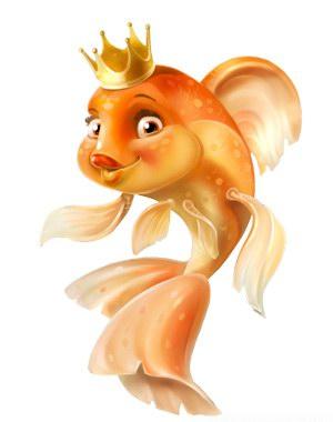 Zlatá rybka | SDEŤMI.com