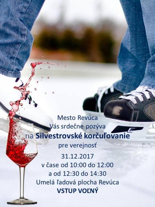 b1580bd74 Silvestrovské korčuľovanie pre verejnosť | SDEŤMI.com