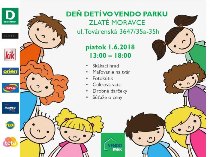 ec9d4accbc30f Deň detí vo Vendo parku | SDEŤMI.com