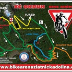 mapka bike arena