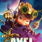 axel poster