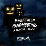 Halloween Fans Meeting
