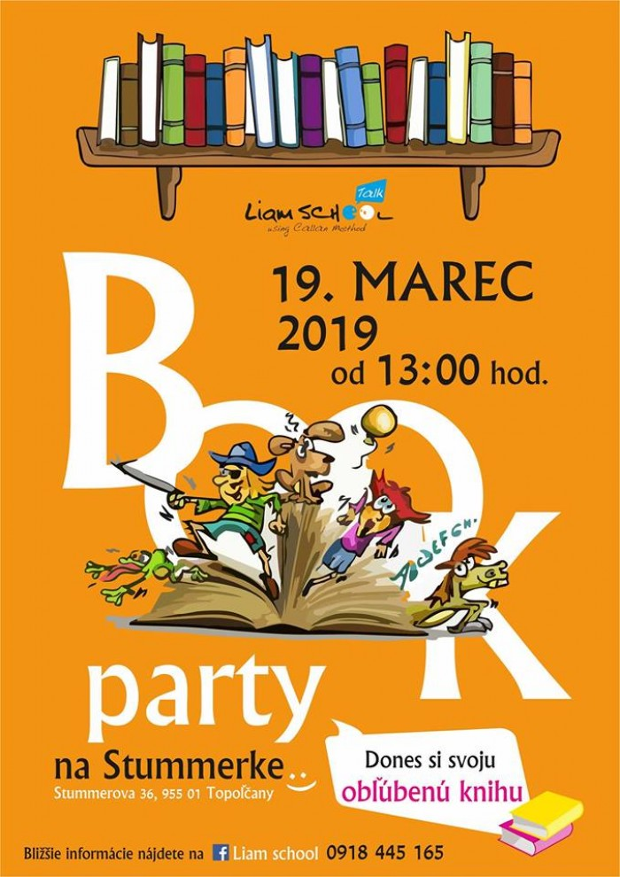 book party