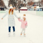 cute beautiful family winter city 1157 25149