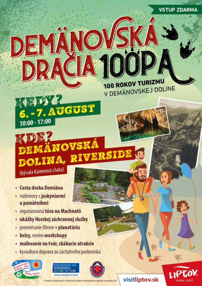 Demänovská dračia 100pa | SDEŤMI.com