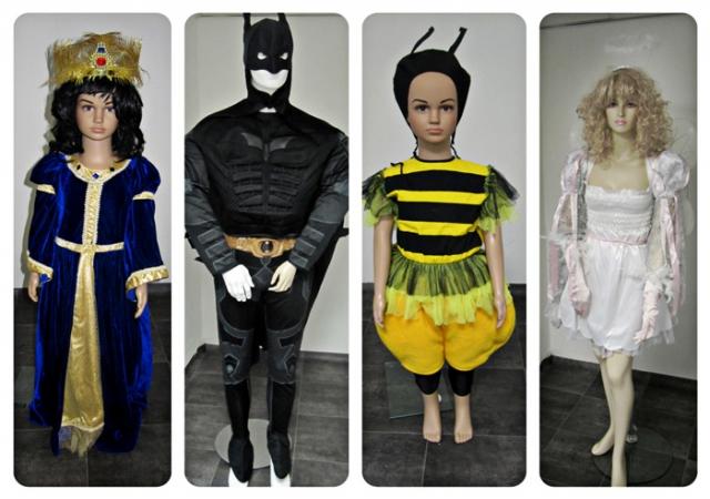 ea9275216aab Požičovňa karnevalových kostýmov MASKÁČIK